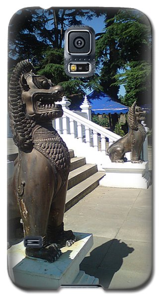 Thai Temple Steps Galaxy S5 Case