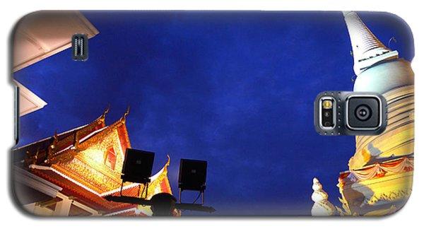 Thai Temple Sunset Galaxy S5 Case