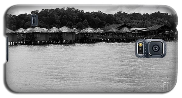 Galaxy S5 Case featuring the photograph Thai Village by Andrea Anderegg