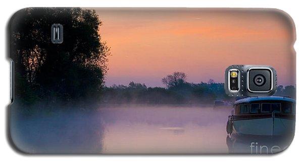 River Thames At Dawn  Galaxy S5 Case