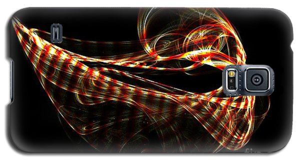 Galaxy S5 Case featuring the digital art Thankful by Steed Edwards