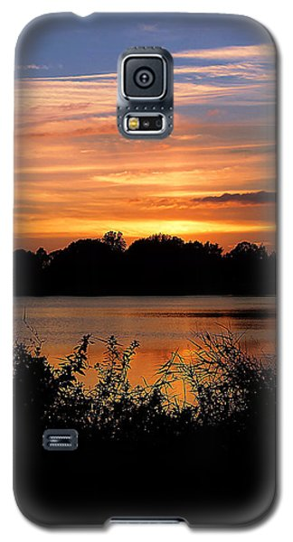 Galaxy S5 Case featuring the photograph Thanksgiving 002 by Chris Mercer