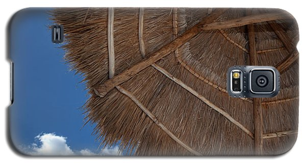 Thatched Umbrella Galaxy S5 Case