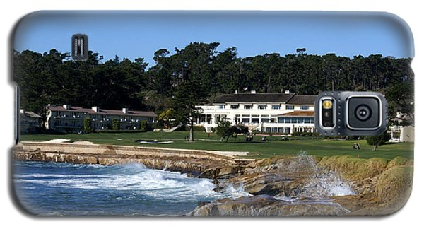 The 18th At Pebble Beach Galaxy S5 Case