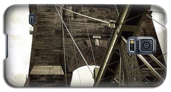 Ohio Galaxy S5 Case - The 1st brooklyn Bridge by Natasha Marco