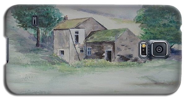 The Abandoned House Galaxy S5 Case by Martin Howard
