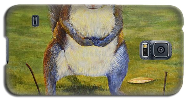 The Acorn Galaxy S5 Case by AnnaJo Vahle