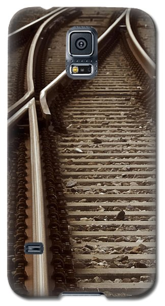 The Age Of Rail Galaxy S5 Case by Odd Jeppesen