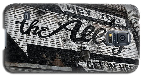 The Alley - Chicago Galaxy S5 Case
