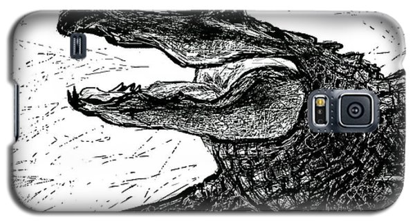 The Alligator Galaxy S5 Case