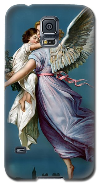 The Angel Of Peace For I Phone Galaxy S5 Case by Terry Reynoldson