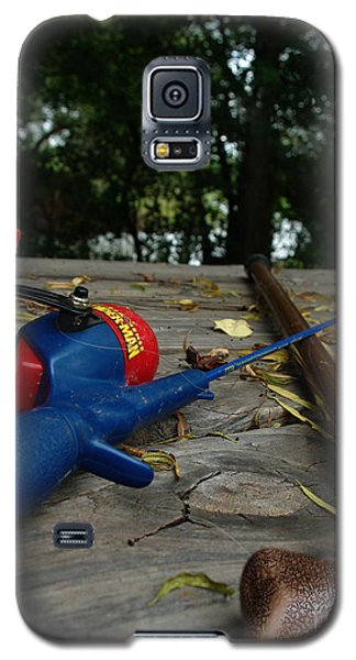 The Anglers Galaxy S5 Case by Peter Piatt