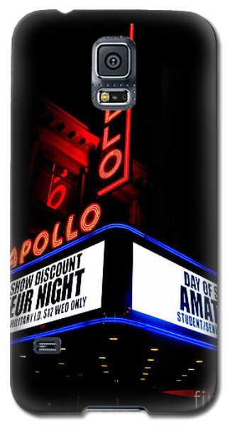 The Apollo Theater Galaxy S5 Case