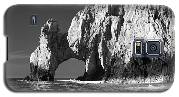 The Arch Cabo San Lucas In Black And White Galaxy S5 Case