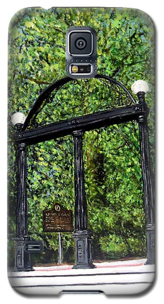 The Arch At Uga Galaxy S5 Case