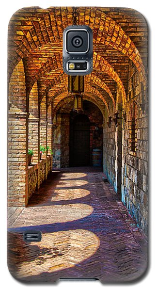 The Arches Galaxy S5 Case by Richard J Cassato