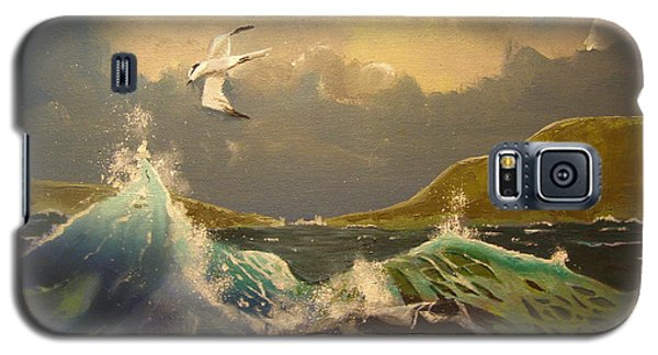 The Arctic Tern Galaxy S5 Case