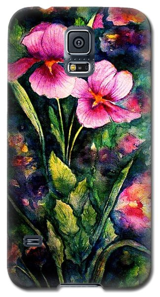 The Aroma Of Grace Galaxy S5 Case by Hazel Holland