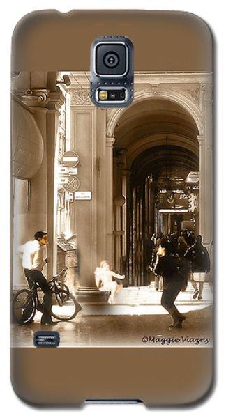 The Art Of Love Italian Style Galaxy S5 Case