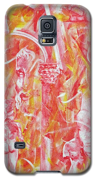 The Art Of Sculptures Galaxy S5 Case