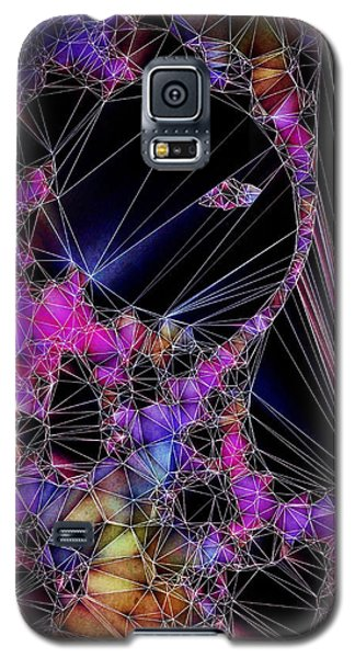 Galaxy S5 Case featuring the painting The Artists Soul by Susan Maxwell Schmidt