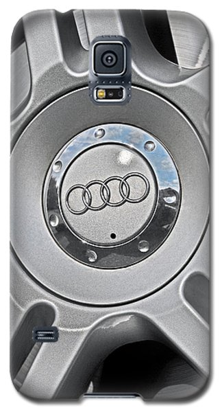 The Audi Wheel Galaxy S5 Case