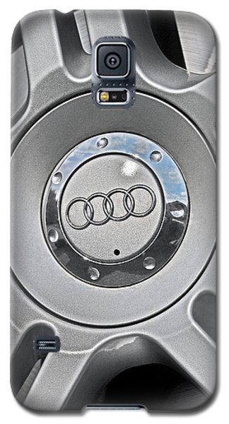 The Audi Wheel Galaxy S5 Case