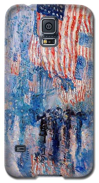 The Avenue In The Rain Galaxy S5 Case