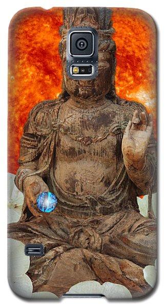 The Awakening  C2014 Galaxy S5 Case by Paul Ashby
