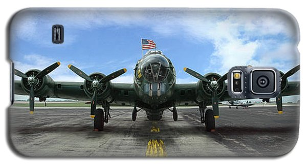 The B17 Flying Fortress Galaxy S5 Case by Rod Seel
