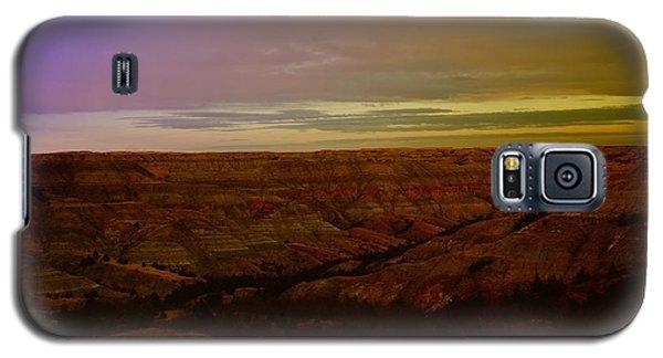 The Badlands Galaxy S5 Case by Jeff Swan