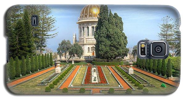 The Bahai Gardens Galaxy S5 Case