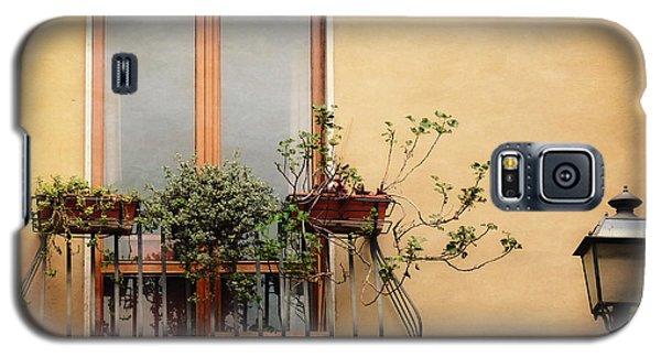 The Balcony Galaxy S5 Case