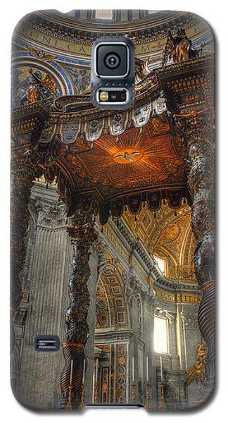 The Baldaccino Of Bernini Galaxy S5 Case