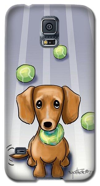 The Ball Catcher Galaxy S5 Case