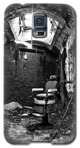 The Barber Chair - Bw Galaxy S5 Case
