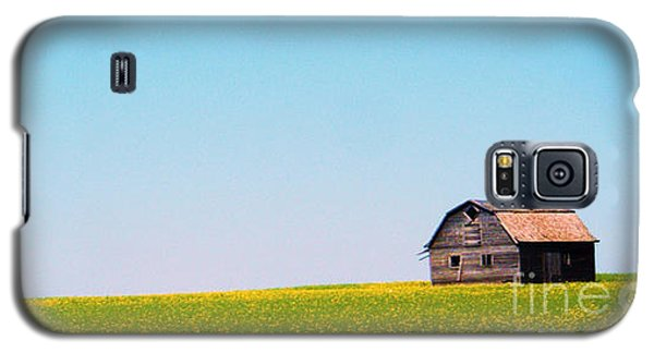 the Barn Galaxy S5 Case