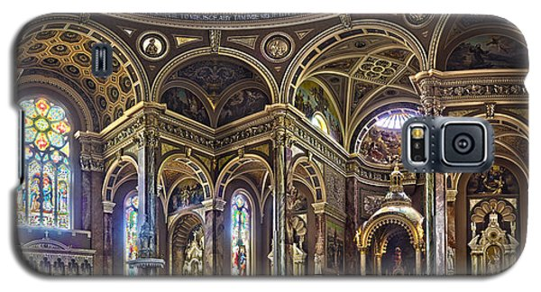 The Basilica Of St. Josaphat Galaxy S5 Case