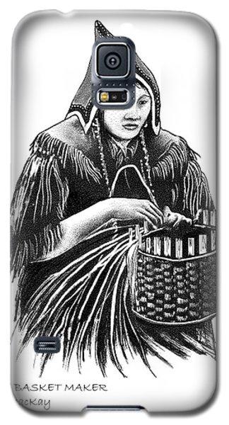 The Basket Maker Galaxy S5 Case