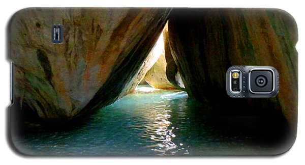 The Baths At Virgin Gorda Galaxy S5 Case