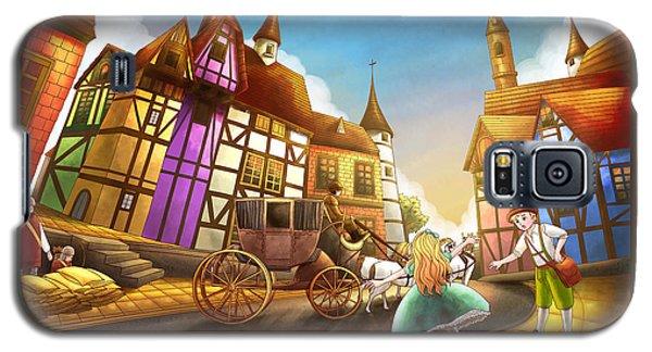 The Bavarian Village Galaxy S5 Case