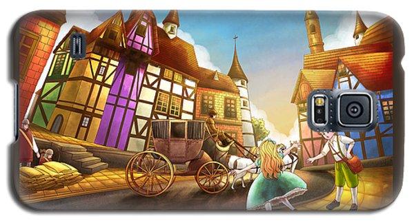 The Bavarian Village Galaxy S5 Case by Reynold Jay