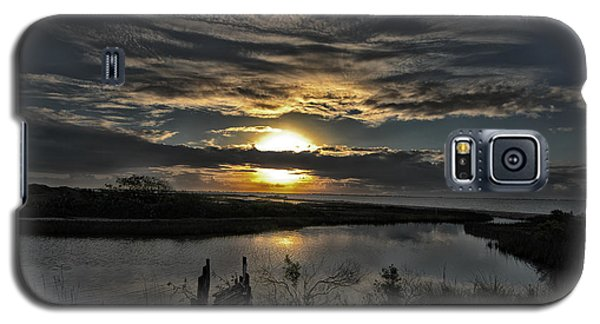 The Bay At Dawn Galaxy S5 Case