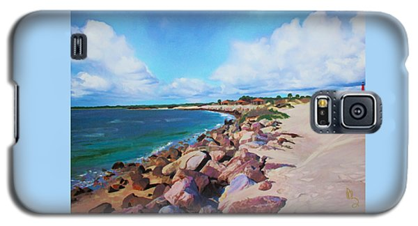 The Beach At Ponce Inlet Galaxy S5 Case