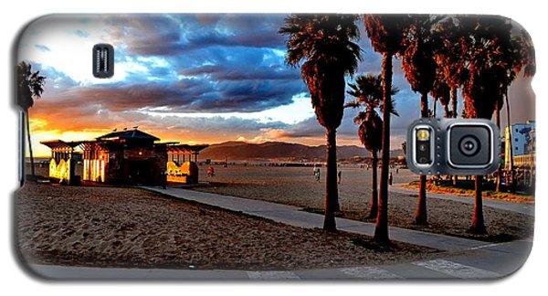 The Beach Galaxy S5 Case