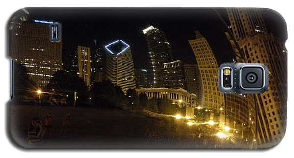Galaxy S5 Case featuring the photograph The Bean by Tiffany Erdman
