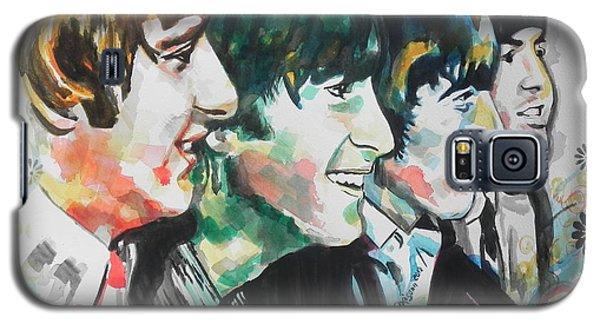 The Beatles 01 Galaxy S5 Case