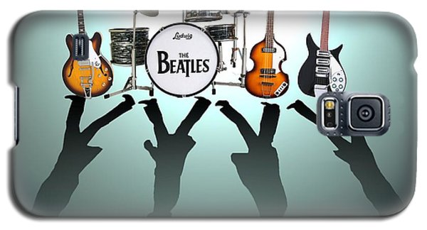 The Beatles Galaxy S5 Case by Lena Day