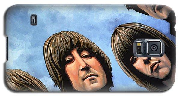 The Beatles Rubber Soul Galaxy S5 Case