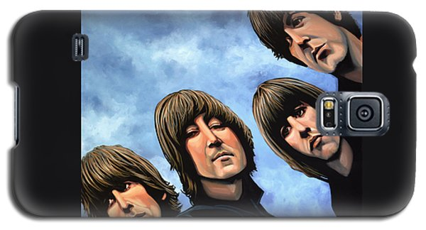 The Beatles Rubber Soul Galaxy S5 Case
